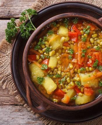 Машовый суп