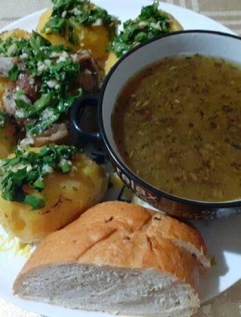 Рецепт супа по-узбекски