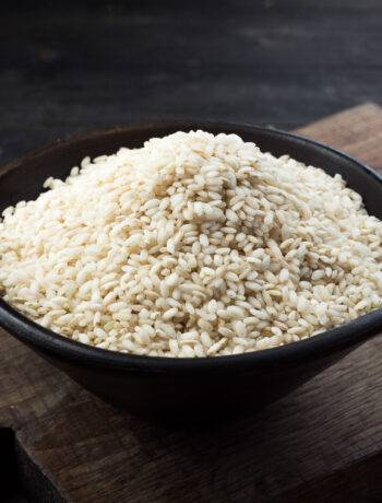 Рис с ветчиной с специями