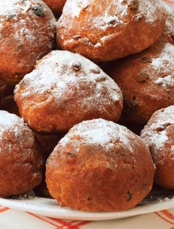 Рецепт приготовления домашних голландских пончиков