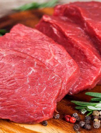 Мясное рагу из говядины
