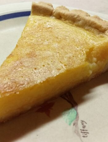 Пирог лимонный по-французски