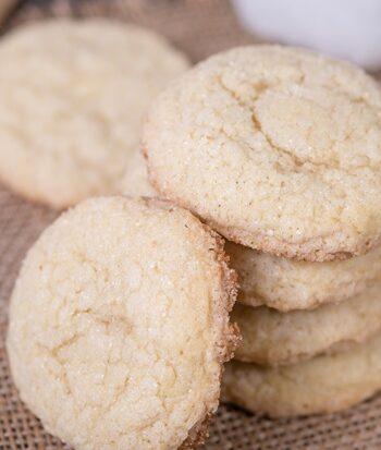 Сахарное печенье без сахара