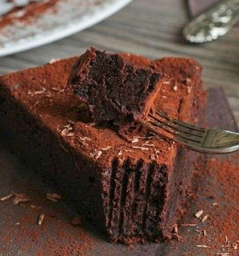 Супершоколадный торт