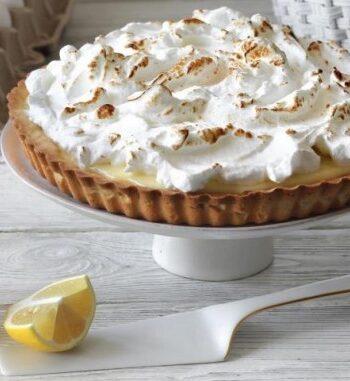 Невероятный тарт с лимонным кремом