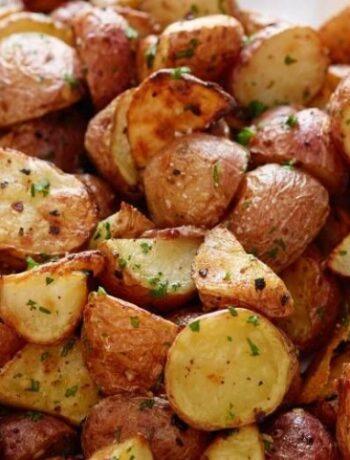 Запечённый ароматный картофель